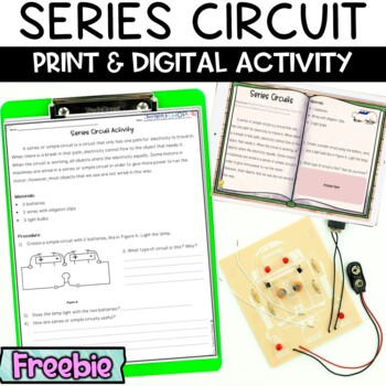 Series Circuit Activity