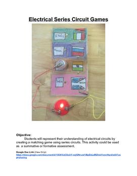 Series Circuit Game