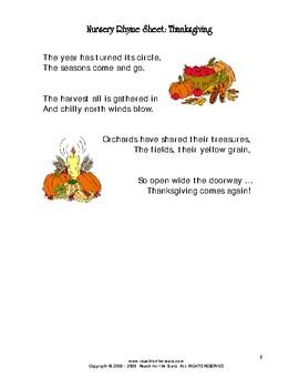 Series I November: Terrific Turkeys, Preparing for Winter, Native Americans & Pi