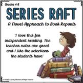 Book Reports: Novel Series RAFT