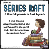 Book Reports: Novel Series RAFT