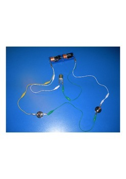 Series and Parallel Circuits Activity, Electricity, (Word and PDF files)
