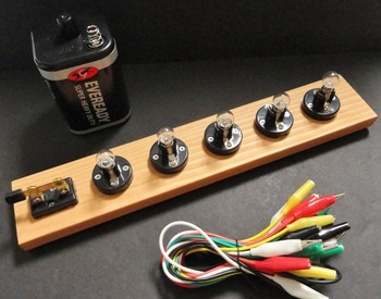 Series and Parallel Circuits - Complete Kit