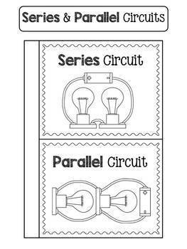 Series and Parallel Circuits: Interactive Notebook Activity