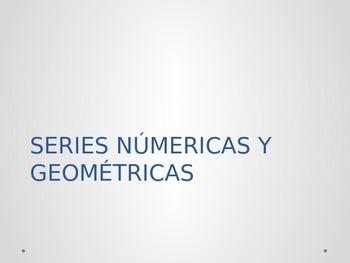 Series numéricas