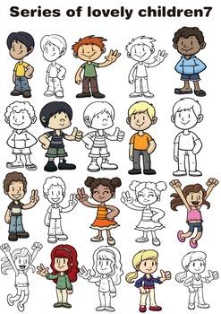 Series of lovely children7