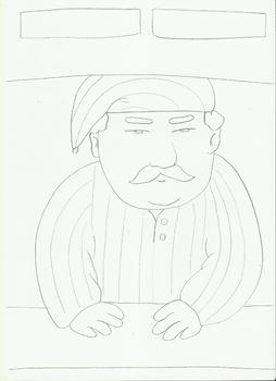 Serious Farm Coloring Pages