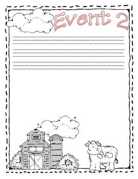 Serious Farm Problem, Main Events, Solution Booklet
