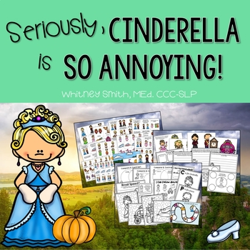 Seriously, Cinderella Is So Annoying Book Companion