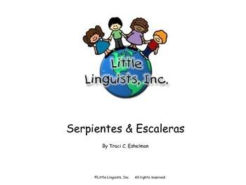 Serpientes & Escaleras- Mexican Snakes & Ladders