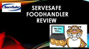 ServSafe Food Handlers Review