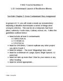 ServSafe - Gross Contaminant Story Assignment