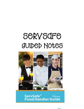 ServSafe Guided Notes Packet: Food Handler Permit
