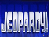 ServSafe Review Jeopardy Style (Culinary)