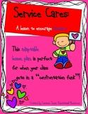 Service Cares Kindness Lesson Plan