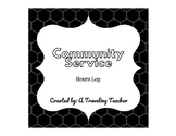 Community Service Hours Information and Chart