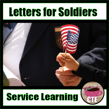 Service Learning Letter for Servicemen