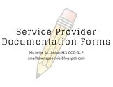 Service Provider Documentation Made Better - Attendance & Accomodations