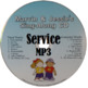 Service Song - MP3, Lyrics, & Coloring Page