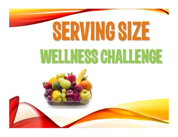 Serving Size Wellness Staff Challenge