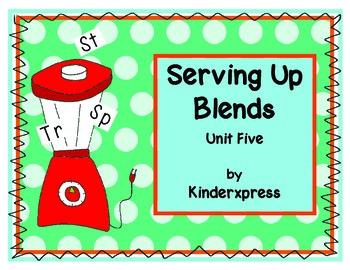 Serving Up Blends Unit Five