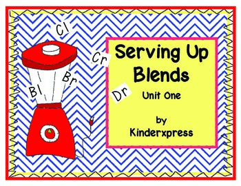 Serving Up Blends Unit One