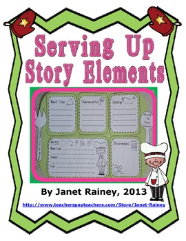 Serving Up Story Elements
