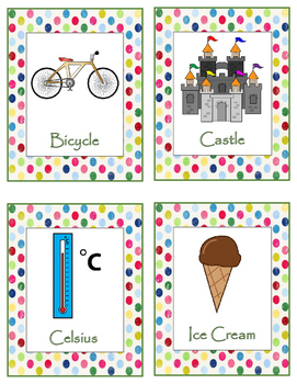 Set 2: Articulation Speech Cards (s/z)