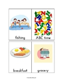 Set 2 Daily Visual Schedule Cards