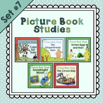 Set #7 Picture Book Study Bundle