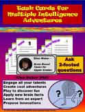 Create Advanced Multiple Intelligence Adventures
