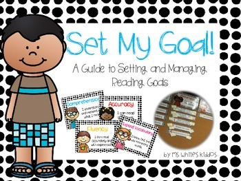 Set My Goal! {A Guide to Manage & Implement Reading Goals}