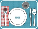 Set The Table Placemat