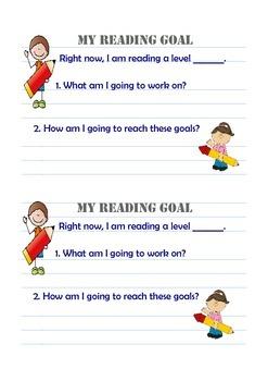 Set a Reading Goal