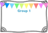 Set of 10 Group Posters