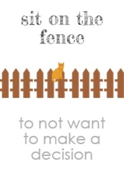 Set of 10 Idiom Posters