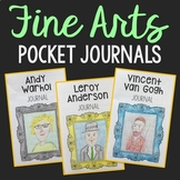 Fine Arts Journal Projects, EASY Study for Artists and Com