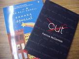 Set of 2 Books: Cut and Sahara Special