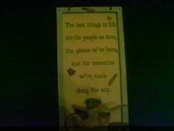 Set of 2 Teacher Plaques