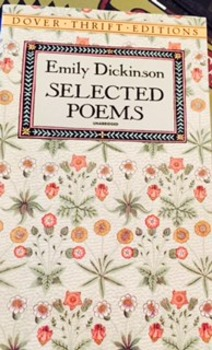 """Set of 20  Emily Dickinson """"Selected Poems """"  paperbacks"""
