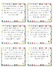 Set of 24 Multi-Step Word Problem Task Cards with Answer Key: Great Test Prep!
