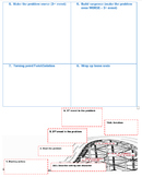 Easy-to-Use Narrative / Story Planner Student Template