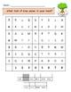 Set of 3 Single Quadrant Ordered Pair Riddles