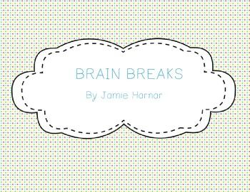 Set of 42 Brain Breaks