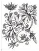 Flower Color Sheets 6 Pack