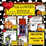 HALLOWEEN BUNDLE PLUS POSTER