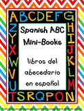 Set of ABC Mini-Books - Spanish