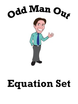 Set of Equations - Odd Man Out