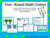 Math Centers Kindergarten-1st