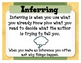 Set of Reading Comprehension Strategy Posters